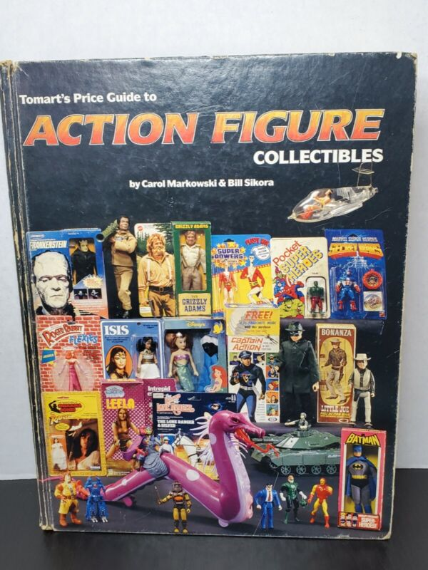 Tomarts Price Guide To Action Figure Collectibles Vintage