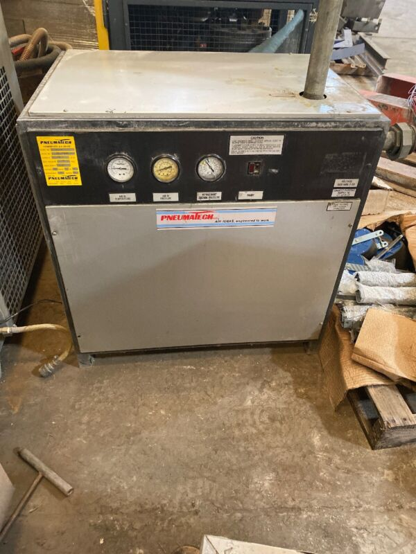 PneumaTech Non-Cycling Refrigerated Compresses Air Dryer AD-250 480 Volt