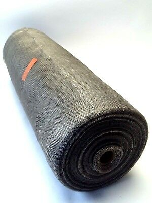 Metex 55-2290-4350-01 50 Lbs 304 Stainless Steel Wire Mesh Cloth Roll 30 Width
