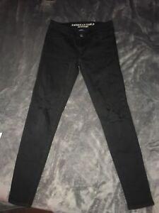 Brand new American eagle black jeans