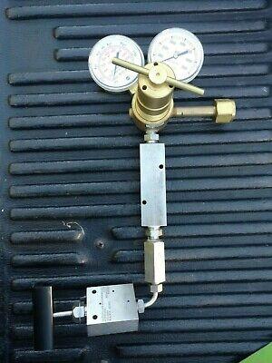 Parker Autoclave Engineers - High Pressure Valve Unit Mawp 60000 Psi