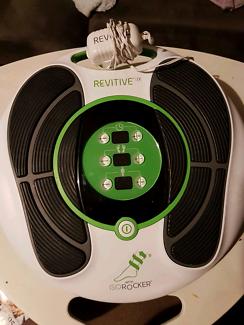 revitive actupunture leg circulation machine