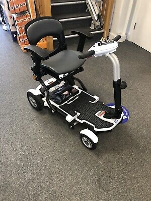 BRAND NEW! TGA Minimo Plus 4 Mobility Scooter (Free UK Delivery)