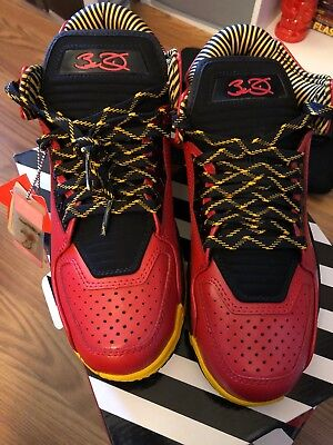 "Li-ning way of wade 2 WoW men's size 9"" Code Red"" d wade for sale  Shipping to Canada"