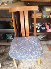 Free chairs x4 Tempe Marrickville Area Preview