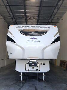 Fifth wheel Cruiser CF335 2012