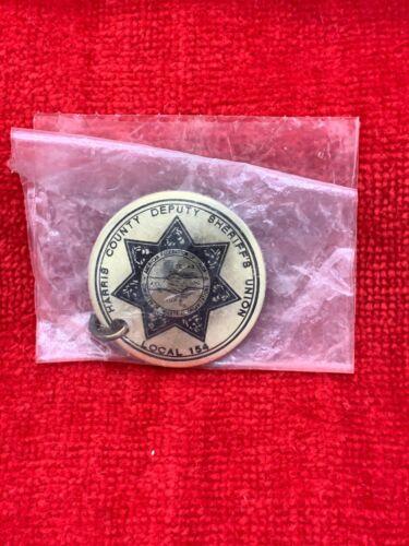 NIP/ Harris County, Texas Deputy Sheriff Union- Local 154 Keychain