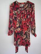 Long Sleeve Hippie Dress