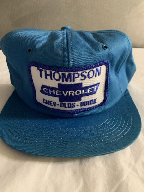 Vintage K Brand Trucker Snapback Hat.