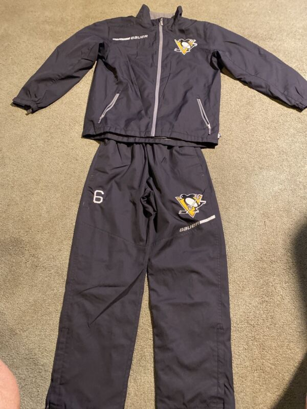 Bauer Youth Pittsburgh Penguins Hockey Warm-Up