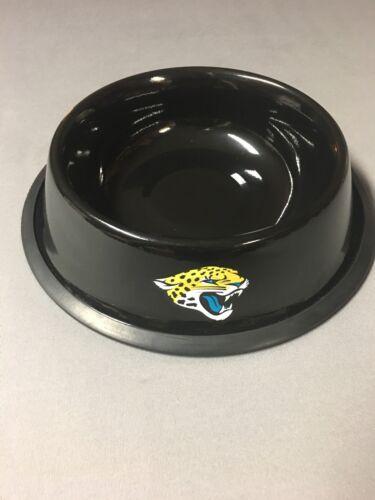 Jacksonville Jaguars 32 oz Dog Pet Food Water Bowl