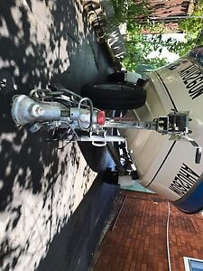 19 ft Stejcraft 2000,  with 2005 Mercury 115 hp 4-stroke engine Punchbowl Canterbury Area Preview