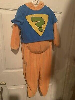 Tigger Costume Child (Winnie The Pooh Costume My Friends Tigger & Pooh Super Sleuth Child Size)
