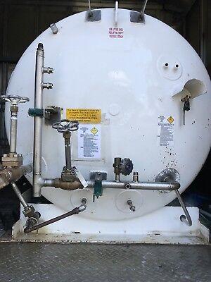 Cryogenic Tank 1098 Liters