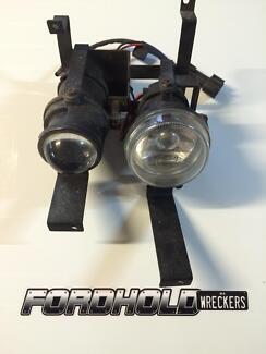 VE HSV Fog lights
