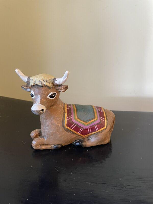 Lori Mitchell Figurine HOLY COW ***BRAND NEW***