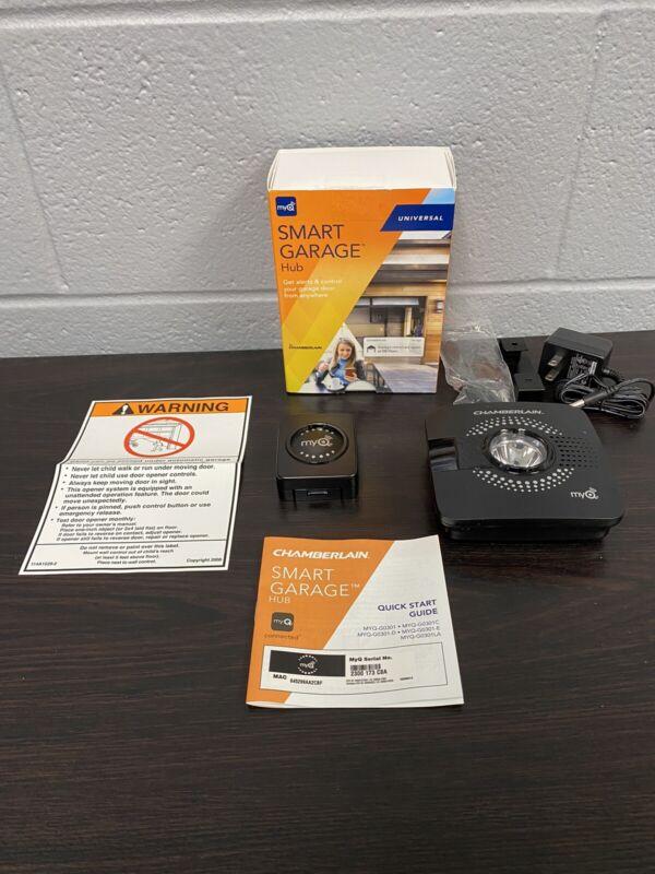 Chamberlain MYQ-G0301 MyQ Smart Garage Hub