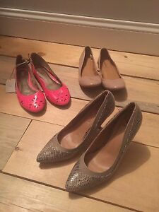 Size 8 shoe lot