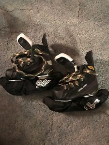 Bauer Supreme 140 Youth size 7 hockey skates