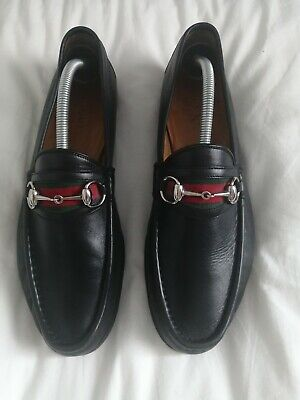 Mens Gucci loafers Size 9
