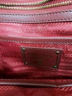 1 x prada handbag