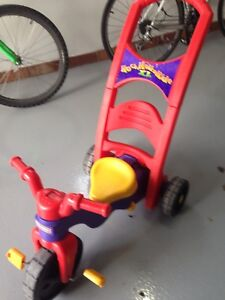 Child's ride on toy