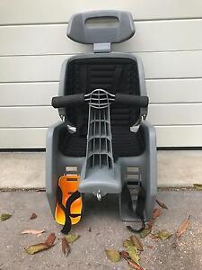 Toddler bike seat attachment. Belmont North Lake Macquarie Area Preview