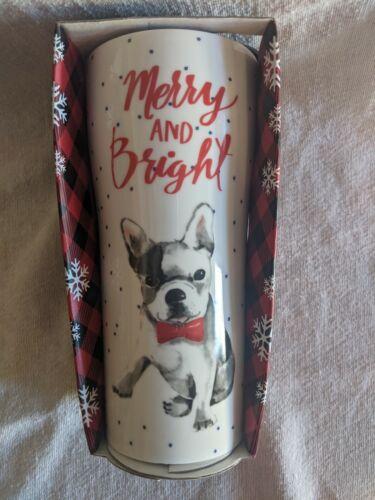 Holidays by Ciroa Merry & Bright Travel Mug New