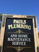 Paul's plumbing Langwarrin Frankston Area Preview