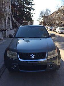 Grand Vitara SUV