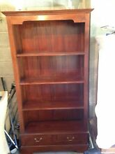 BOOKCASE Solid Timber Mosman Mosman Area Preview