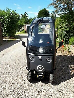 Mini Crosser Cab Mobility Scooter 2019 Warranty Jan 22 Exc. Cond. FREE DELIVERY