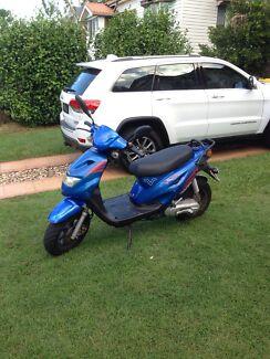 50cc scooter Grange Brisbane North West Preview