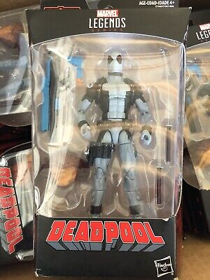 Marvel Legends - 6 In - Deadpool Grey - Sasquatch Series - MOC