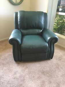Leather Powered Recliner Chair Armchairs Gumtree Australia
