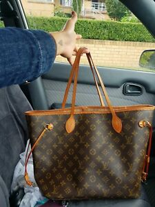 Authentic Louis Vuitton Neverfull