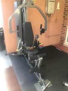Immaculate home gym Liverpool Liverpool Area Preview