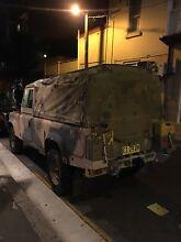 Land Rover Defender 110 Camperdown Inner Sydney Preview