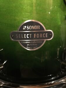 """Sonor Force select 10"""" tom"""