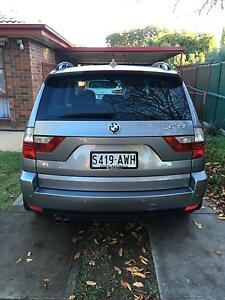 2007 BMW X3 3.0si with GPS, TV only 87000kms Payneham Norwood Area Preview
