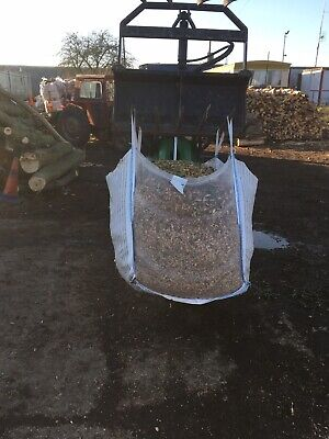 Woodchip - Mulch - Bark - Wood Chippings - Bulk Bag - Free LOCAL Delivery