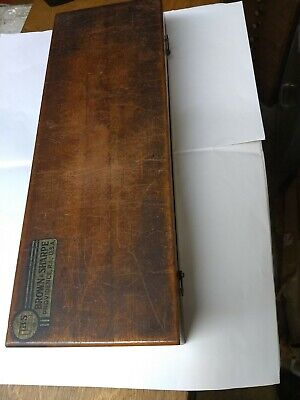 Brown And Sharpe 14 Height Gage Model 586