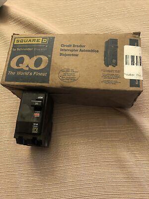 Square D Breaker 2-pole 30-amp Plug-in Circuit Breaker Sqd-qo230 Circuit Breaker
