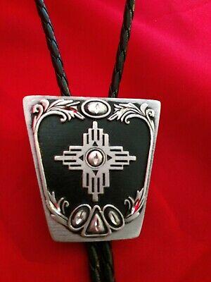 NOS 1994 Siskiyou Buckle Co. Western Bolo Tie Southwest Jewelry (Siskiyou Buckle)