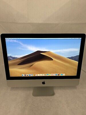 "Apple iMac 21.5"" Desktop with 4K Retina Display, 3.4GHz - MNE02LL/A (June, 2017)"