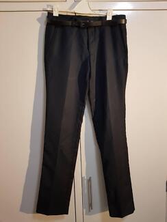 Zara Man - Dark navy dress pants - Size 30 waist