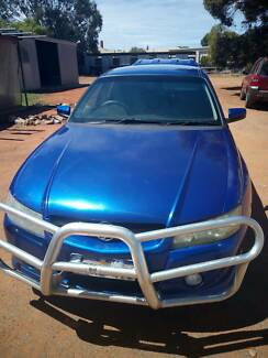 2006 Holden Crewman Ute Piccadilly Kalgoorlie Area Preview