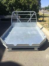 Toyota Land Cruiser Ute Galvanised Tray Maddington Gosnells Area Preview