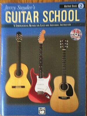 Jerry Snyder's Guitar School, Method Book 2 PLUS Teacher's Guide & Ensemble -
