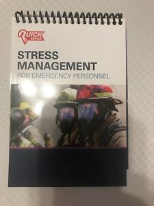 Stress Management for Emergency Personnel